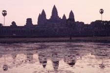 Angkor Wat - świt