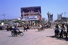 Aranya Prathet - granica Tajsko - kambodżańska