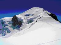 Mont Blanc 2007 - fotografie